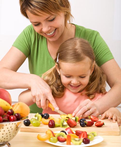 Рецепты которые делает ребёнок