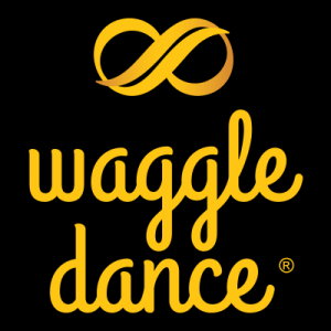 Waggle-Dance-Logo-Stacked-R-BLACK-400px-Twitter-profile