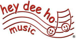 hey dee ho logo final