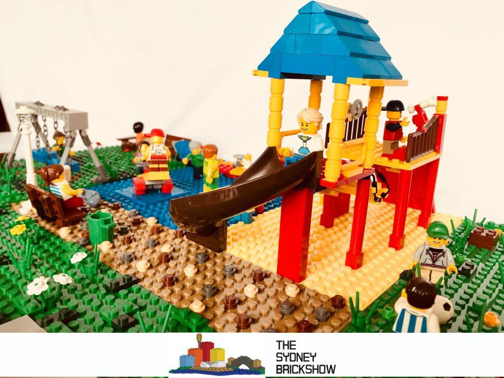 Sydney Brick Show - play ground