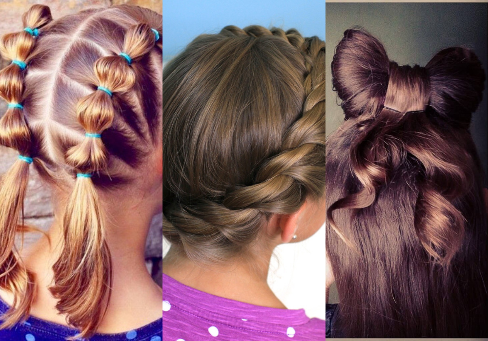 7 Adorable And Super Easy Hairstyles Ideal For Toddler Girls